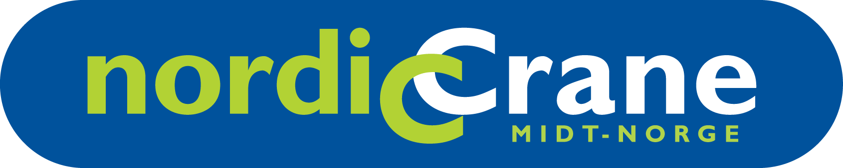 NordicCrane Midt-Norge logo